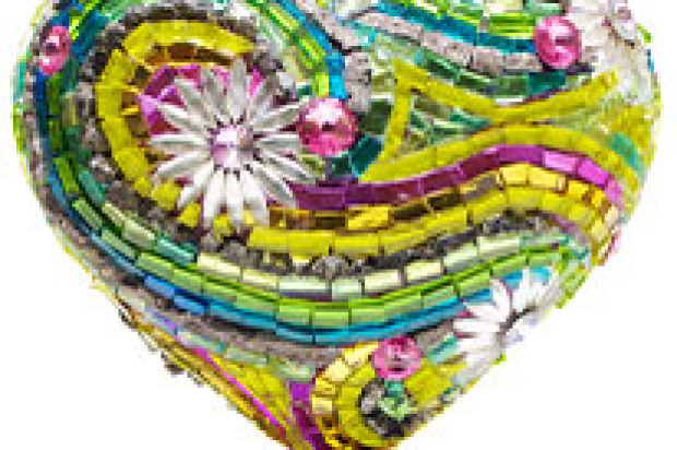 Spring For A Mosaic Heart, Help SF General
