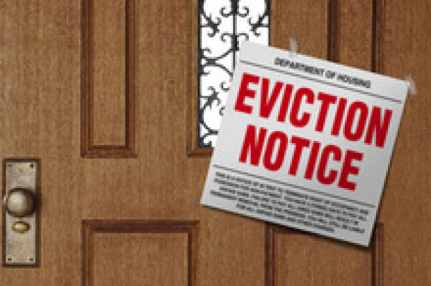 Local Landlords Demonstrate Against Announcement Of Legislation To Close Ellis Act Loopholes