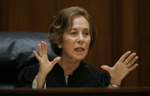 California Supreme Court Justice Joyce Kennard To Retire