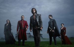 Appealing TV: Dancing With The Stars, Da Vinci's Demons, And The 100