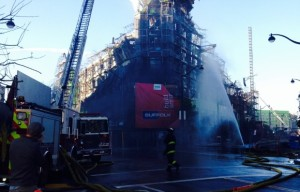 Subcontractor Who Likely Started $40 Million Blaze Is Fined $1000