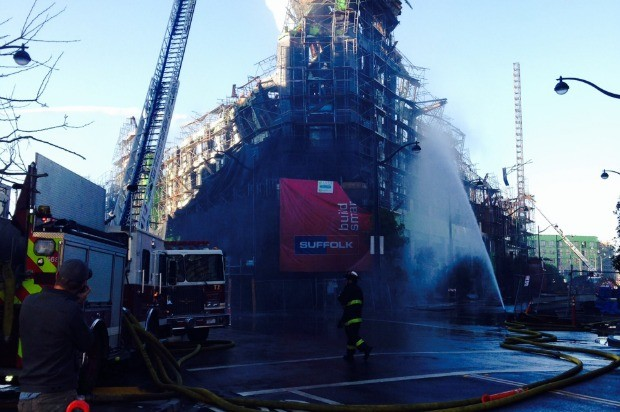 "SFFD Releases Report On Massive Mission Bay Blaze: ""Hot or smoldering object"" Sparked Fire"