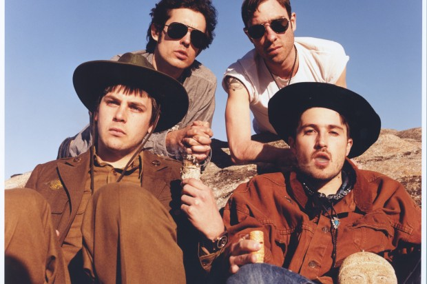 Appealing Events: Black Lips Play the Great American Music Hall