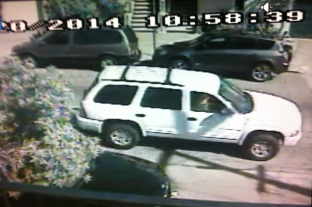 Have You Seen The Hit-And-Run Driver Of This Dodge Durango?