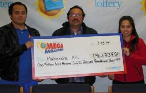 SF Cab Driver Wins $1.9 Million California Lottery Jackpot