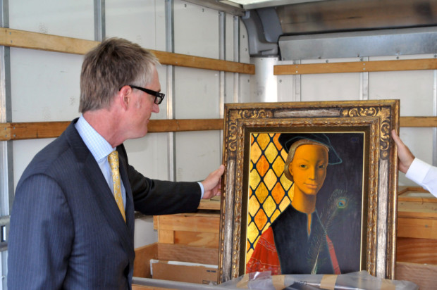 Missing Polish Paintings Discovered In Bay Area