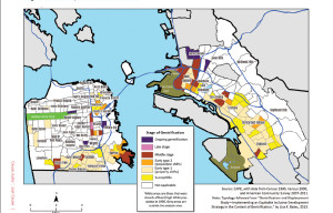 Report From Housing Group Illustrates Displacement Of Bay Area Minorities