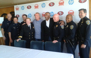 Joe Montana To Lead All-Star Team In Final Candlestick Football Game
