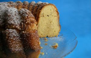 Goodies by Anna: Caribbean Rum Cake