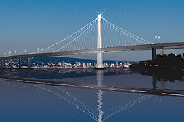 99 Percent of Bay Bridge Tower Anchor Rods Pass Stress Test