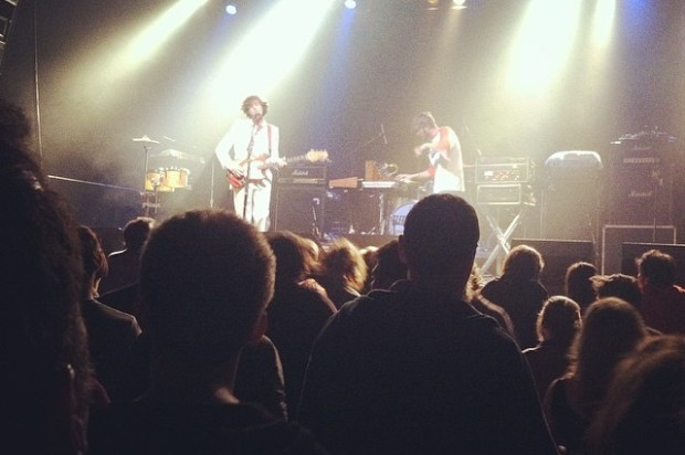 Forward Motion: Electric Six Plays the Independent
