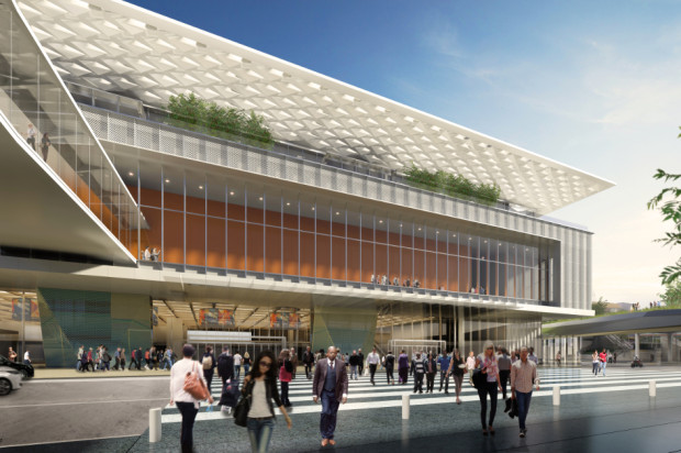 Officials Announce Details In $500 Million Moscone Center Expansion