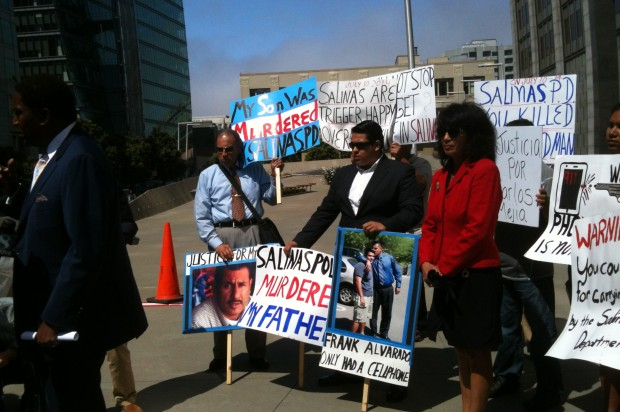 Civil Rights Attorney Seeking Probe of Four Fatal Shootings by Salinas Police