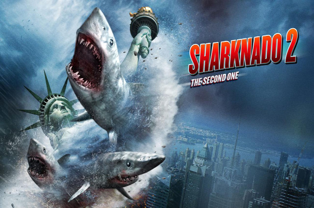 Appealing TV: The Killing, Gravity Falls, and Sharknado 2: The Second One