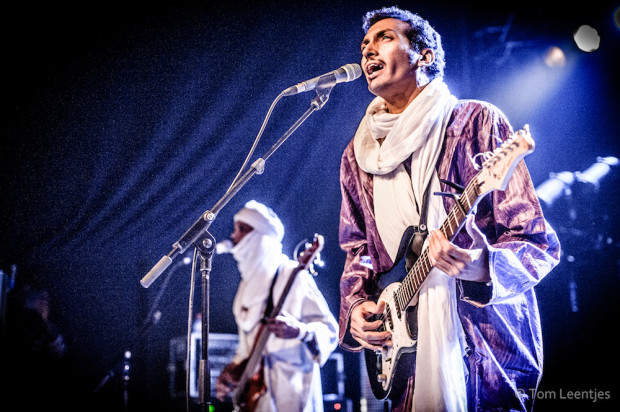 World Inspiration: Bombino Plays the Independent