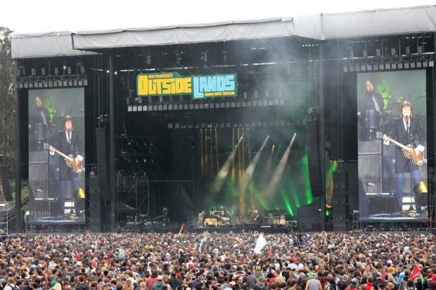 Outside Lands Brings Major Musicians to Golden Gate Park