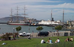 Maritime Historical Park Proposes Doubling Entrance Fees