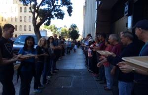 Volunteers Help St. Anthony's Prepare New Community Dining Room