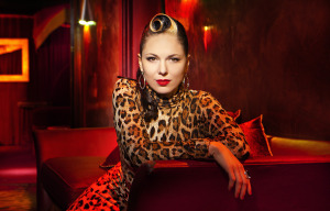 Positive Motion: Imelda May Plays the Fillmore