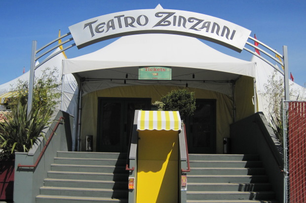 Teatro ZinZanni Planning Return to Waterfront