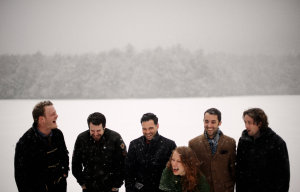 Contrast in Concert: The Lone Bellow Plays the Fillmore