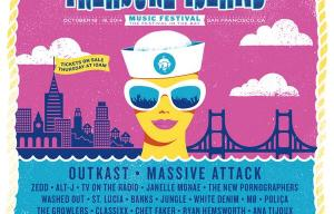 Artists to Watch at Treasure Island Music Festival 2014