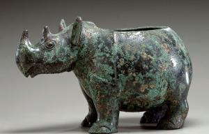 Asian Art Museum Seeks Nickname for Bronze Rhino