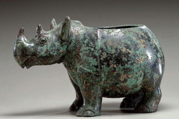 Asian Art Museum Seeks Nickname for Bronze Rhino