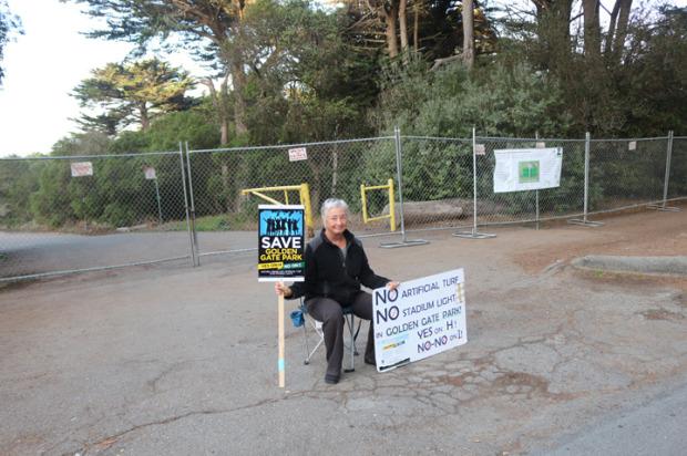 Construction Starts on Golden Gate Park Soccer Fields Project
