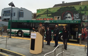 BART, AC Transit Launch New Late Night Transbay Buses