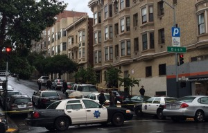 Suspect Recovering After Being Shot by Off-Duty Officer in Lower Nob Hill
