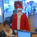 SFPD Release Photos of Downtown Bank Robber in Santa Suit