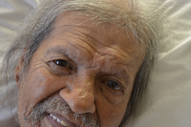 SF General Seeks Help in Identifying Elderly Patient