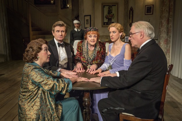 A Fine Balance Between Dark And Light: Blithe Spirit