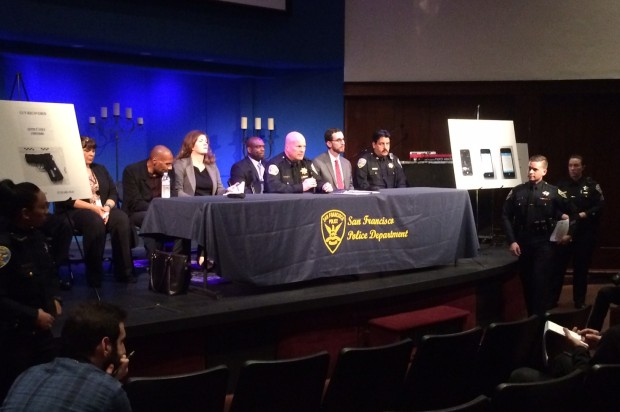SFPD Holds Town Hall Meeting to Discuss Officer-Involved Shooting