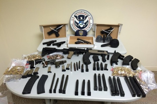 SFPD Arrest Three, Seize Weapons and Drugs