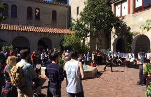 Bay Area Adjunct Faculty Demanding Job Security Rally, Hold Walkout