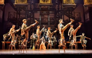 Bring On The Dancing Boys: Newsies