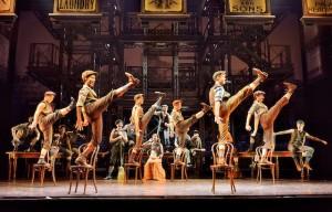 Bring On The Dancing Boys: Newsies