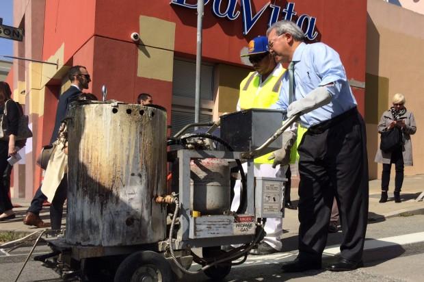 City Officials Urge Pedestrian Safety After Richmond District Death