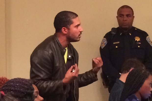 SFPD Chief Hosts Tense Town Hall Meeting on Fatal Officer-Involved Shooting of Erratic Driver