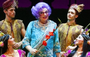 Clean Yourself Up, Or Get Ribbed: Dame Edna's Glorious Goodbye: The Farewell Tour