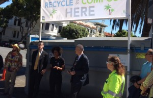 Waste-Sorting System Unveiled to Help Dolores Park Picnickers Stop Littering
