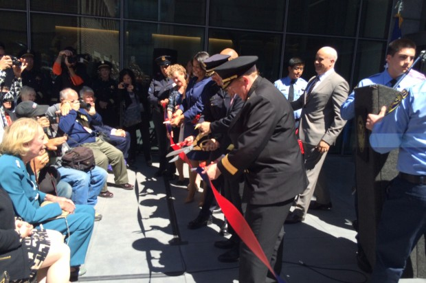 Public Officials Celebrate Opening of State-of-the-Art Public Safety Building in Mission Bay