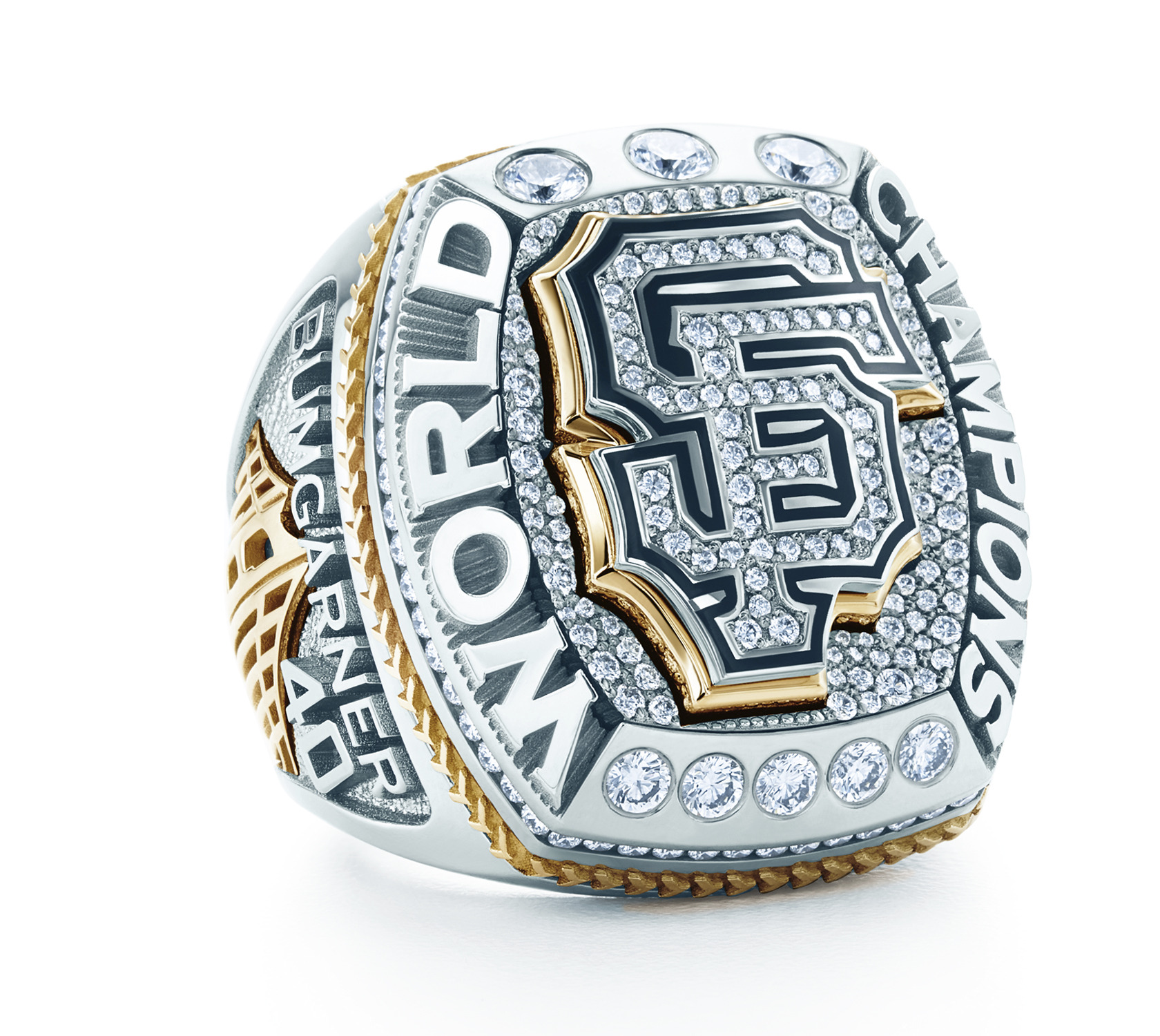 Sf Giants World Series Ring