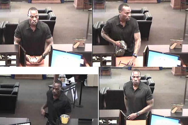FBI, SFPD Seek Suspect in Three Bank Robberies