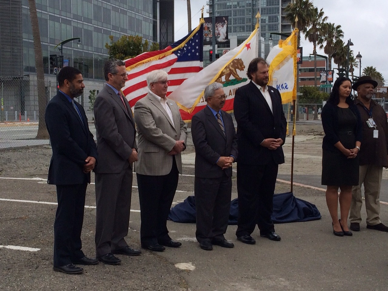Tech Leaders Give $5M to Build 100 New Apartments in Mission Bay to House Homeless Veterans