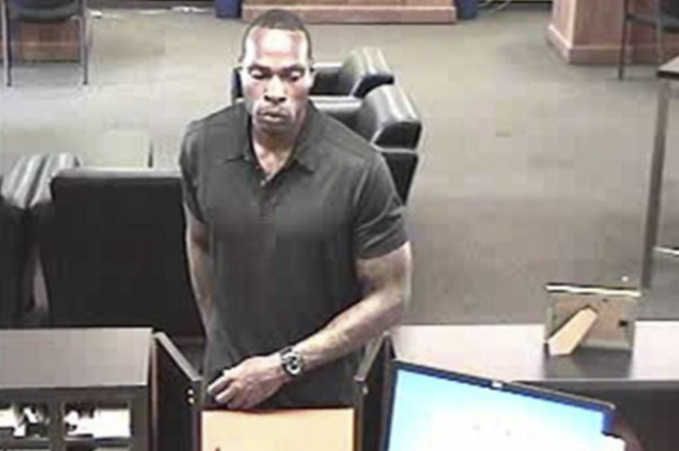 FBI Offers $10K Reward for Man Connected to 7 Bank Robberies