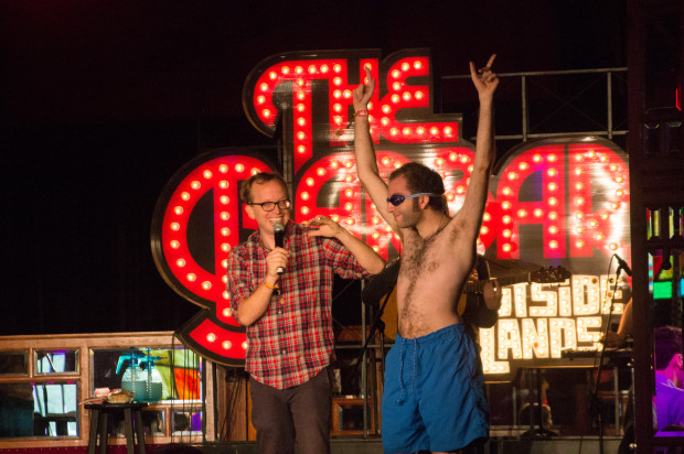 2015 Outside Lands Comedy Line-Up Announced