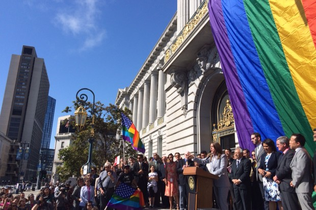 City Leaders Celebrate Supreme Court's Decision to Legalize Same-Sex Marriage